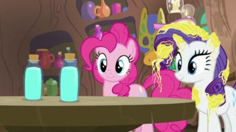 My Little Pony: Friendship Is Magic: Season 7: It Isn't the Mane Thing About You