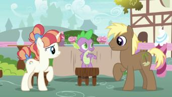 My Little Pony: Friendship Is Magic: Season 7: Triple Threat