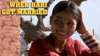 When Hari Got Married (2013)