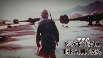 Toinen maailmansota – raportti Aleuteilta (1943)