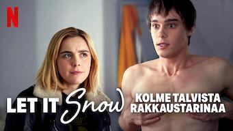 Let It Snow – Kolme talvista rakkaustarinaa (2019)