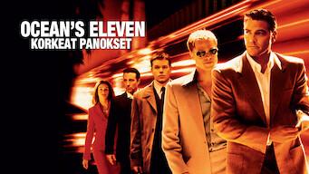 Ocean's Eleven - korkeat panokset (2001)