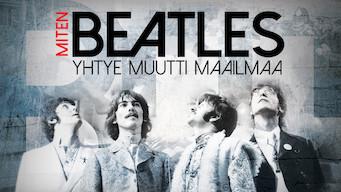 Beatles: Miten yhtye muutti maailmaa (2017)
