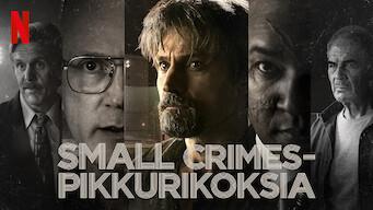 Small Crimes – Pikkurikoksia (2017)
