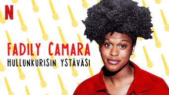 Fadily Camara: Hullunkurisin ystäväsi (2019)