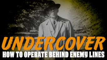 Undercover: How to Operate Behind Enemy Lines (1943)