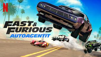 Fast & Furious: Autoagentit (2019)