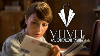 Velvet - muotitalon tarina (2016)