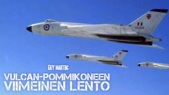 Guy Martin: Vulcan-pommikoneen viimeinen lento (2015)