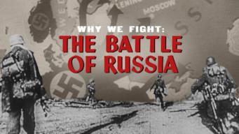 Miksi taistelemme: kamppailu Venäjästä (1943)