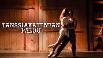 Tanssiakatemian paluu (2017)