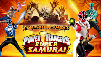 Power Rangers Super Samurai: Trickster Treat (2012)