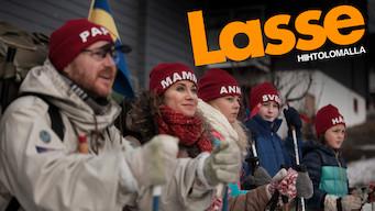 Lasse hiihtolomalla (2014)