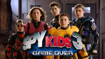 Spy Kids 3: Peli on pelattu (2003)