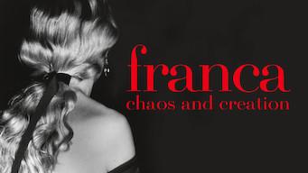 Franca: Kaaos ja luovuus (2016)