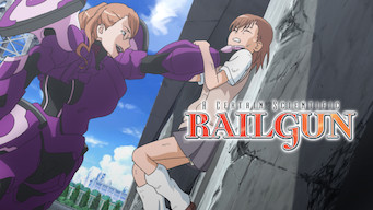 A Certain Scientific Railgun (2013)