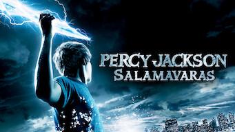 Percy Jackson Salamavaras (2010)