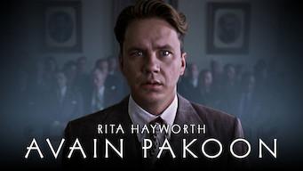 Rita Hayworth - avain pakoon (1994)