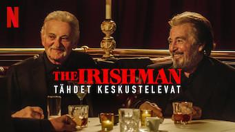 The Irishman: Tähdet keskustelevat (2019)