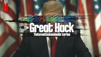 The Great Hack – Tietovuotoskandaalin tarina (2019)