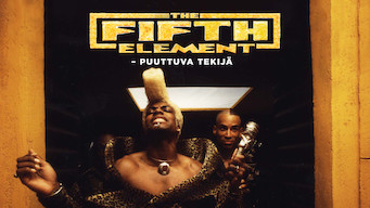 The Fifth Element - puuttuva tekijä (1997)