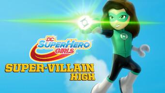 Lego DC Super Hero Girls - Superkonnien Koulu (2018)