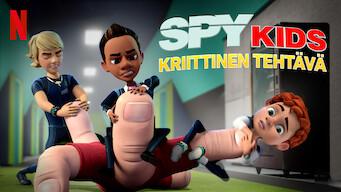 Spy Kids: Kriittinen tehtävä (2018)
