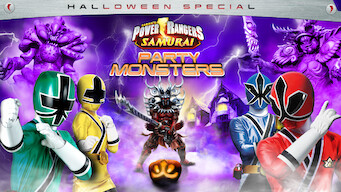 Power Rangers Samurai: Party Monsters (Halloween Special) (2011)
