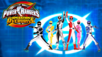 Power Rangers Operation Overdrive (2007)
