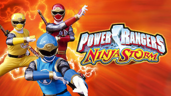 Power Rangers Ninja Storm (2003)