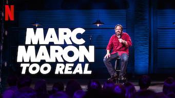 Marc Maron: Too Real (2017)
