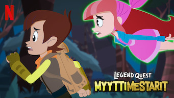 Legend Quest: Myyttimestarit (2019)