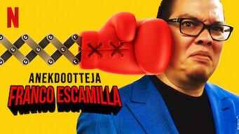 Franco Escamilla: Anekdootteja (2018)