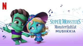 Super Monsters: Monsterijuhlat (2018)