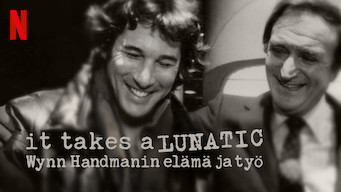 It Takes a Lunatic – Wynn Handmanin elämä ja työ (2019)