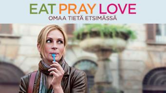 Eat Pray Love - omaa tietä etsimässä (2010)