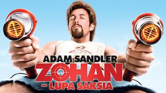 Zohan - lupa saksia (2008)