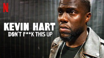 Kevin Hart -kiertuedokumentti: Don't F**k This Up (2019)