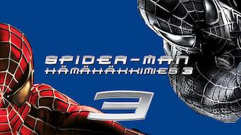 Spider-Man - hämähäkkimies 3 (2007)