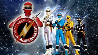 Mighty Morphin Alien Rangers (1996)