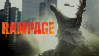 Rampage: iso kohtaa isomman (2018)