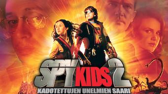 Spy Kids 2: Kadotettujen unelmien saari (2002)