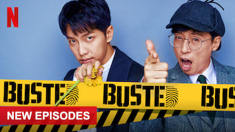 Busted! (2019)