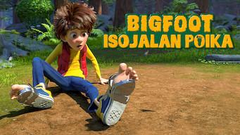 Bigfoot - Isojalan poika (2018)