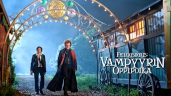Friikkisirkus: Vampyyrin oppipoika (2009)