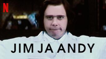 Jim ja Andy (2017)