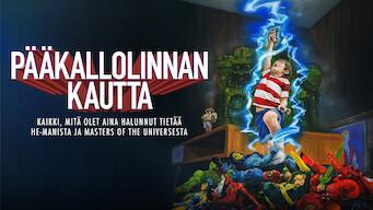 Pääkallolinnan kautta: Kaikki, mitä olet aina halunnut tietää He-Manista ja Masters of the Universesta (2017)