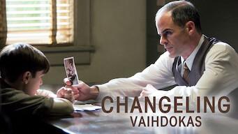 Changeling - vaihdokas (2008)