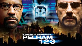 Kaappaus metrossa – Pelham 1 2 3 (2009)