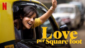 Love Per Square Foot (2018)